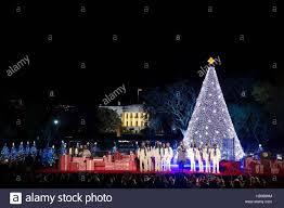 national tree lighting ceremony gospel legend yolanda adams performs during the national christmas