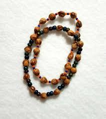 making necklace with beads images Ghost spirit beads jpeg
