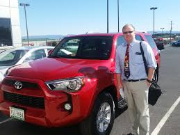 new toyota 2016 andrew west is ready to hit the trails in his brand new toyota
