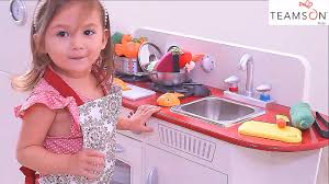 kids play kitchen toys kid kitchens pretend toy food cooking