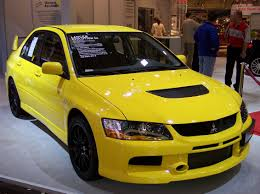 mitsubishi evo 7 custom file mitsubishi lancer evolution ix yellow vr ems jpg wikimedia