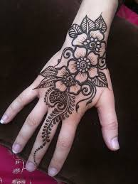 henna flower design flowers ideas for review