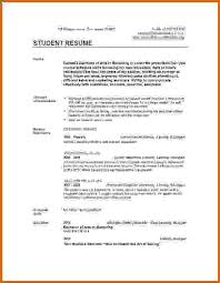 Perfect College Resume Example Of A Perfect Resume How To Make The Perfect Resume For