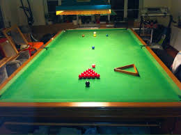 pool table pocket size advert full size snooker table west of england billiards