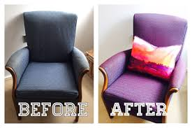 diy chair makeover emily may