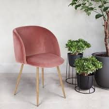 Wooden Accent Chair Furniture Suede On Wooden Legs Pink Accent Chair 40 Beautiful