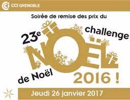 chambre de commerce et d industrie de grenoble grenoble ecobiz soirée de remise des prix du 23e challenge de noël