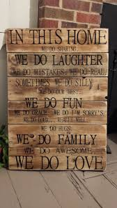 Family Wood Sign Home Decor 66 Best Boxed Creativity Items For Sale Images On Pinterest