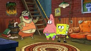 Patrick Moving Meme - nickalive occasional friends moving bubble bass sneak peeks