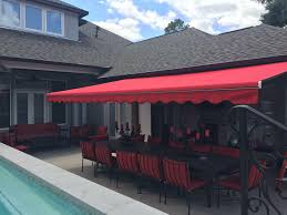 House Canopies And Awnings Excel Awning U0026 Shade Retractable Awnings