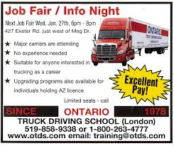 Truck Driving No Experience Job Of The Week U2013 Jan 18 2016