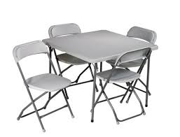 resin folding table and chairs office star resin 5 piece folding chair and table set 4 chairs and