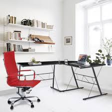 L Form Schreibtisch Nur 80 83 U20ac Ikayaa Moderne L Förmige Ecke Computer Schreibtisch Pc