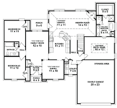 floor plans for a 5 bedroom house luxury open floor plans kitchen of this luxury country home luxury