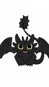 draw toothless train dragon movies easy step
