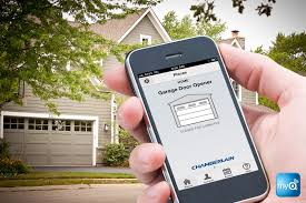 technology garage chamberlain myq integration with nest brings peace of mind and
