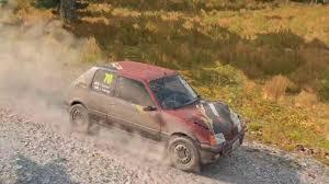 peugeot usa i love this car dirt 4 peugeot 205 gti michigan usa youtube
