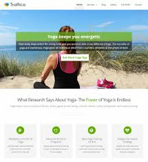 Best Yoga Resume by Free U0026 Paid 15 Best Fitness Wordpress Themes For Yoga U0026 Fitness