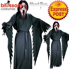scary costumes ck1057 boys child bleeding ghost scream scary costume