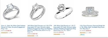 Amazon Wedding Rings by Buying A Wedding Ring From Amazon Com