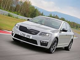 car review skoda octavia vrs 4x4 u2013 a reliable shade of grey the