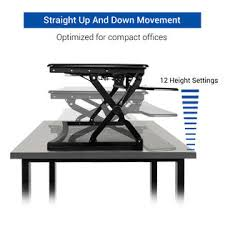 Height Adjustable Standing Desk by Flexispot M2b 35
