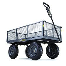 20 inch gorilla stand black friday at home depot shop wheelbarrows u0026 yard carts at lowes com