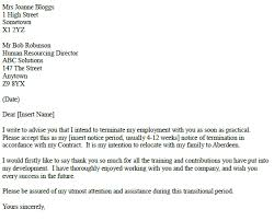 relocate relocation resignation letter examples forums