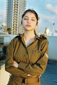 photos from the everyday lives of young female israeli soldiers vice