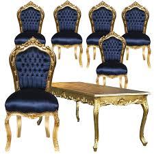 Esszimmer Stuhl Zu Holztisch Tisch Stuhl Massivholz Set Angebot Barockmöbel Esszimmer Top