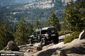 jeep jamboree rubicon trail off road adventuring on the rubicon trail speedhunters
