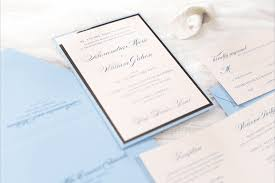 blush shimmer serenity blue and silver foil panel pocket wedding