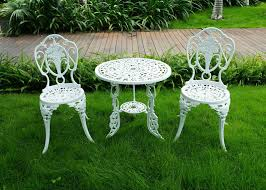 White Bistro Table Lovable White Bistro Table And 2 Chairs Mosaic Bistro Table 60 Cm