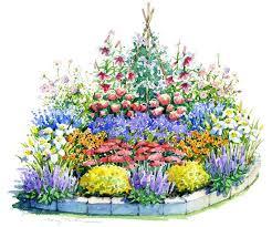 five fabulous garden plans