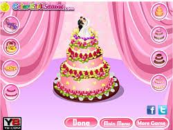 Wedding Cake Games Play Wedding Cake Challenge Game Online Y8 Com