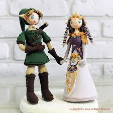 10 romantically nerdy wedding cake toppers the robot u0027s voice