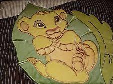 lion king nursery bedding ebay