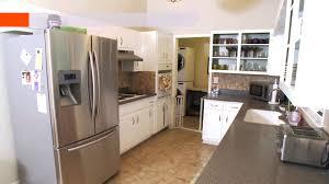 small kitchen makeovers ideas indoor outdoor kitchen makeover video hgtv