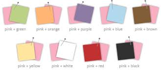 what goes with pink what color goes well with pink ohio trm furniture