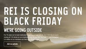 black friday marketing why distinctiveness made an anti black friday campaign a hit the