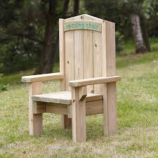 Reading Chair by Buy Outdoor Wooden Children U0027s Reading Chair Tts
