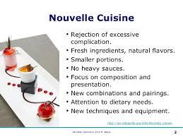 la nouvelle cuisine nouvelle cuisine 2012