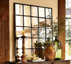 Tall Wall Mirrors Decoration Ideas Extraordinary Image Of Living Room Decoration