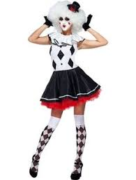 Clown Costumes Halloween Classic Harlequin Jester Costume Absolutely Halloween