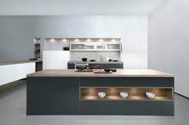 peinture pour cuisine grise cuisine gris anthracite 56 idées pour une cuisine chic et moderne