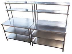 stainless steel work table with shelves work table manufacturers in bangalore ss stainless steel work table