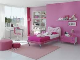 Modern Single Bedroom Designs Bedroom Design Calming Pink Themed Girls Bedroom With Single Bed
