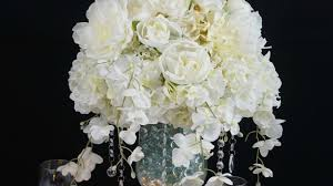 Winter Wedding Decorations Diy Diy Tutorial Heavenly Dream Winter Wedding Centerpiece Youtube