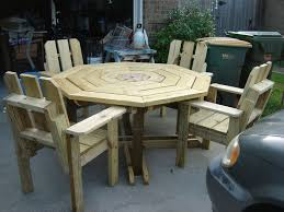 Octagon Kitchen Table Octagon Kitchen Table Part Build Poker - Octagon kitchen table