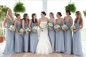 bridesmaids wedding dresses wedding dress with blue bridesmaids platinum weddings and events